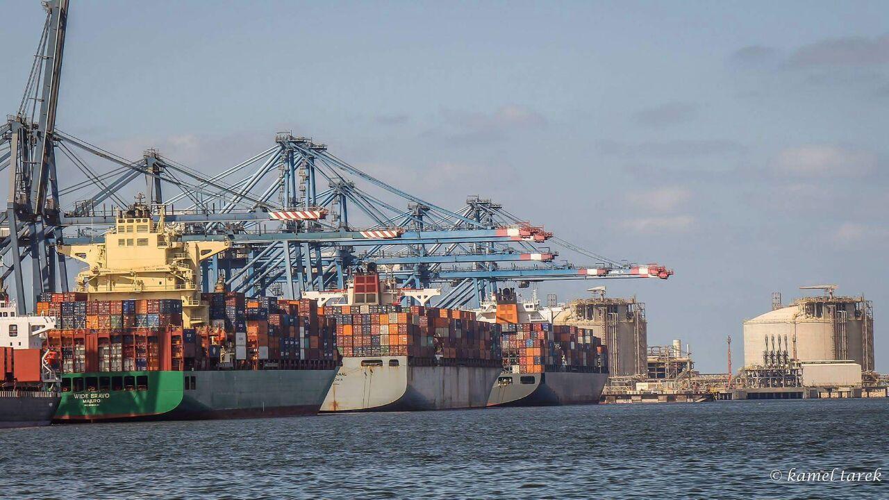 أكبر السفن السياحية فى ضيافة ميناء بورسعيد