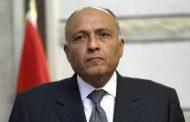 وزير الخارجية: يتحدث عن العلاقة بين مصر وقطر