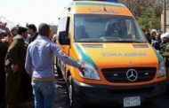 مصرع شخص واصابة ٣ اخرين في حادث مرورى بطريق الأقصر