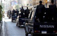 أمن المنيا يحكم السيطره علي الخارجين عن القانون