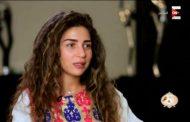 بالفديو:مي عز الدين: أنا تافهة جدا