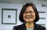 تساي إنج رئيسة تايوان تفضل عدم الرد علي تصريحات أوباما بشأن سياسة بلادها