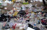 سكان حلمية الزيتون يستغيثون بالجمهورية اليوم  من مقالب القمامة