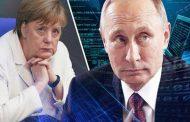 صحيفة بريطانية : روسيا تخطط لإسقاط ميركل