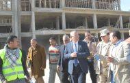 بالصور محافظ المنيا يتفقد دارين لرعاية الأيتام وذوى الاحتياجات بمركز سمالوط