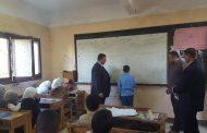 تعليم الفيوم . إحالة مدير مدرسة بيهمو الإعدادية للتحقيق لعدم الإنتهاء من أعمال الصيانة وتدنى مستوى الطلاب