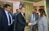 بالصور : محافظة الأقصر تشهد فعاليات الندوة العلمية لتحديات صناعة الدواجن فى غياب المحافظ