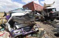 حادث مروع بالطريق الساحلي بالإسكندرية