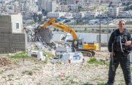 الإضراب يعم مدن الداخل الفلسطيني المحتل إحتجاجا علي سياسة هدم المنازل