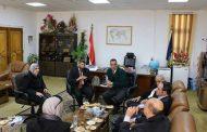 جامعة القناة تتعاون مع المنظمة المصرية لمكافحة المنشطات للتوعية بأضرارها .