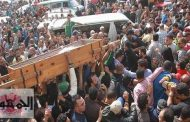 بالطبل البلدي والزغاريد تشييع جثمان أحد المواطنين بأسيوط  للأسباب التالية....