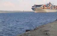 مميش : أكبر سفينة حاويات في العالم تعبر قناة السويس اليوم .
