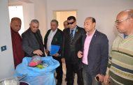 بالصور :الصيرة يسلم 72 وحدة سكنية أخري لاستضافة الأسر المسيحية الوافدة من شمال سيناء بمدينة المستقبل السكنية بالإسماعيلية .