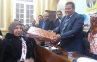 مجلس مدينة كفر الزيات ....يكرم الامهات المثاليات بالمحافظة