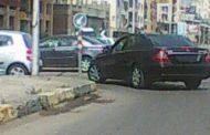 بالصور : دمياط والفوضى المرورية .. ورجال فوق القانون