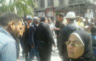 حملة ازالة السيد كريم والباب الأخضر وسيدى الجداوي والجزائر بالأسكندرية