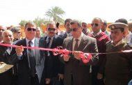 محافظ الفيوم يفتتح مدرسة أبو نعمة للتعليم الأساسي بأبشواي