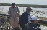 بالصور :شبل يتابع إزالة التعديات على بحيره البرلس