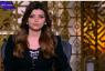 بالفيديو : رئيس جامعة 6 أكتوبر يوبخ مذيعة فضائية مصرية قائلا