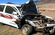 مصرع شخصين وإصابة 4 آخرين اثر انقلاب سيارة بالبحر الاحمر