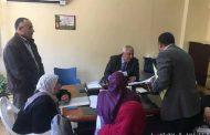 مرسى رئيس حى المنتزه اول الاسكندرية و لقاء الجماهيرى الاسبوعي