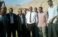 استعدادات لمواجهة السيول بمركز دار السلام...... بسوهاج