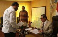 محافظ الفيوم: خلال اجتماعه الدورى لخدمة المواطنين