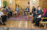 برلمانيه تدعو لجلسة حوار بخصوص مشروع قناه البط بدمياط