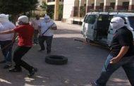 مسلحون مجهولون يختطفون سياره ربع نقل تحت تهديد السلاح بطريق العجمي - الجميزه .. بقنا