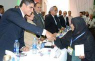 عبد المنعم وقابيل ونصر وأبو هشيمة يسلمون عقود تطوير 50 منزل بجهينة الغربية بسوهاج