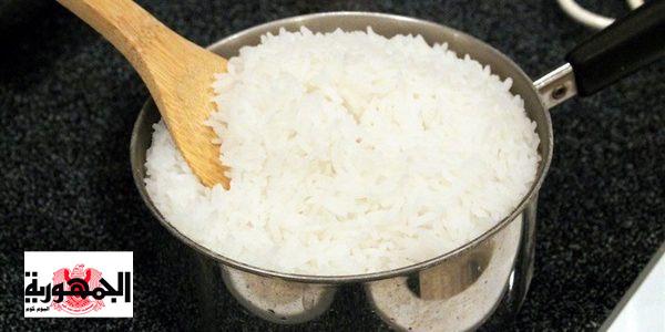 كارثة ناجمة عن إعادة تسخين الأرز لتصيبك بهذه الامراض الخطيرة ....!