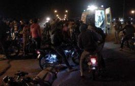 عاجل : مصرع شخص وإصابة 10 فى 3 حوادث تصادم بشمال سيناء