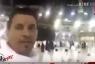 شاهد بالفديو : سعودي يؤدي مناسك العمره ويهديها لترامب