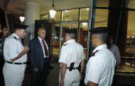 مديرية أمن مطروح وتكليفات مشددة علي الفنادق وكاميرات المراقبة