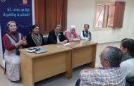 فرع ثقافة الإسكندرية و نادي المرأة بالانفوشي يقدم
