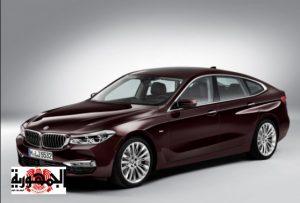 شاهد بالصور.. سيارة BMW الفئة السادسة GT بعد تسريبها عبر الإنترنت