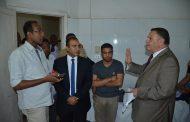 الزغبي: يحيل 8 أطباء للنيابة الادارية بمستشفى فايدالمركزى بالإسماعيلية ..