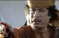 وثائق سرية تكشف عن الاسباب الحقيقية للاطاحة بالقذافي