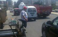 حي غرب يستكمل أعمال الرصف بشارع المكس بالإسكندرية