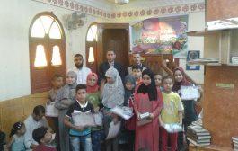 بالصور : الشبان وتكريم حفظة القران بههيا - شرقية