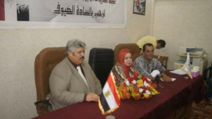 تعليم شمال سيناء يعمم مبادره ارادتي عزيمتي لباقي ادارات المحافظه
