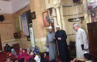 بالصور: أوقاف الإسكندرية تطلق المدرسة الجامعة في 50 مسجدا