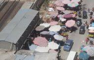 اللجنة الشعبية تكشف إهمال بحي المنتزة ثاني بشارع الملك حفني بالاسكندرية