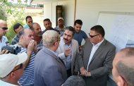 شعيب يطالب الهيئة القومية بسرعة إنهاء مشروع الصرف الصحي بأبو صوير بالإسماعيلية .
