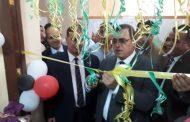 محافظ الفيوم يتفقد أعمال تطوير مدرسة جمال عبدالناصر الثانوية العسكرية