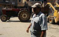 بالصور :العدل يتابع اعمال النظافة ورفع القمامة بشوارع مدينة الروضة