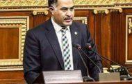 بالصور'نائب مجلس الشعب سأتقدم بطلب لوقف تطهير بحيرة المنزلة..