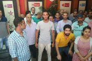 كلاكيت ثاني مرة بالصور  : قناة الحياه تعيد على موظفيها بحرمانهم من مستحقاتهم المالية