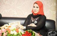 الدكتورة ناهد عبد الحميد ترسل برقية لرئيس الجمهورية وللامه الاسلامية والعربية بحلول عيد الاضحي المبارك