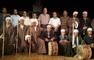 شعبية سوهاج تشارك فى مهرجان الإسماعيلية الدولى للفنون الشعبية 18